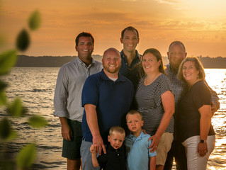 Grand Traverse Resort Family Photos | Private Beach Club | Traverse City, MI