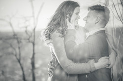 Traverse Engagement Photos
