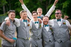 Celebrating Wedding Photos