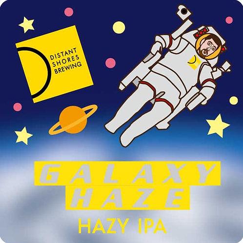 Galaxy Haze - Hazy IPA - 330ml x 6