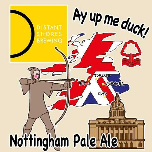 Nottingham Pale Ale - 330ml x 6