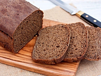 Pan de Centeno = Carga de Nutrientes