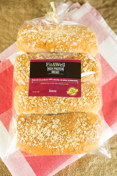 High Protein Bread (Avena)