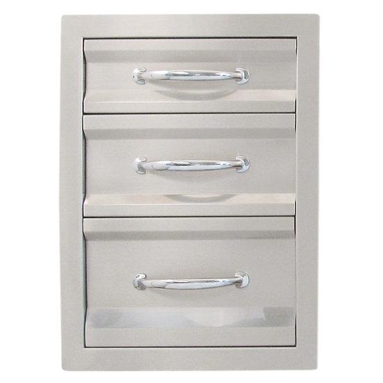 Sunstone Premium Triple Drawer (C-TD20)