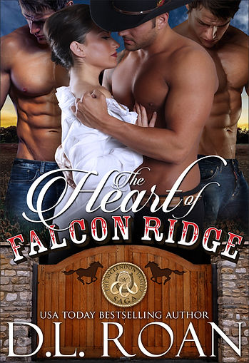 Novel by USA Today Bestselling Author D.L. Roan. Erotic Romance