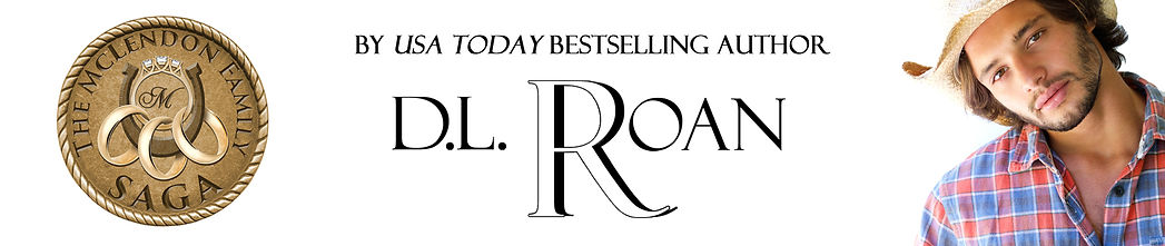 Author D.L. Roan - Turning Romance Into Happily Ever Afters