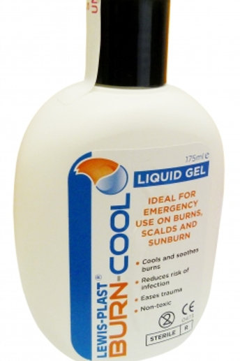 Burn Gel Bottle 175ml