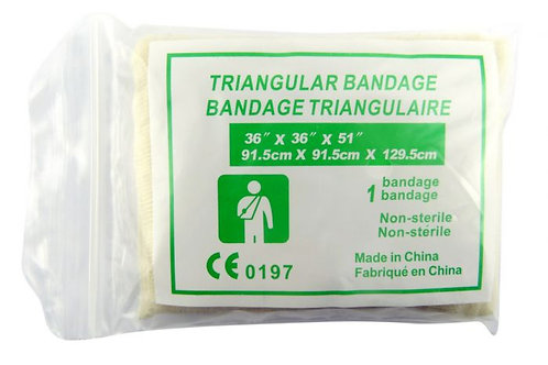 Triangle Bandage (Reusable)