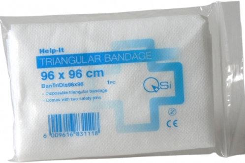 Triangle Bandage (single use)