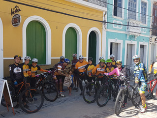 JÁ FUI DE BIKE - biketour