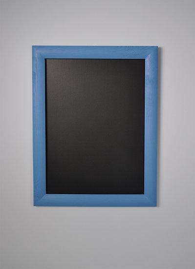 Tablica kredowa profil - niebieska