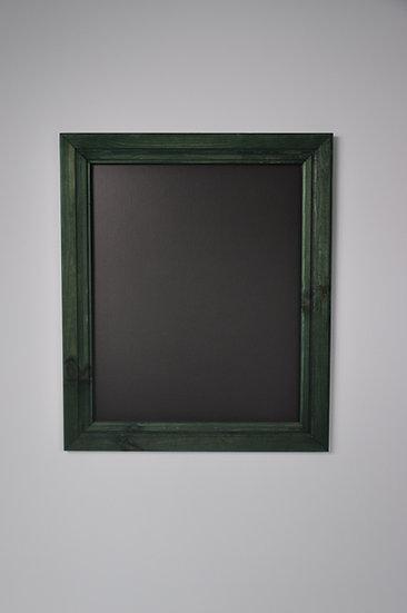 Tablica kredowa wzór 1 - zielona