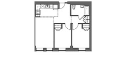 Two Bedroom, Typical