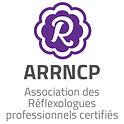 logo-reflexologue-arrncp_violet_vertical