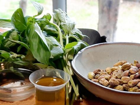 Pistou pistache (végan)