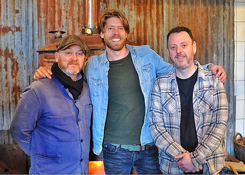 Oxidaad, Drew Pritchard, Salvage hunters, discovery channel, Antiques dealer