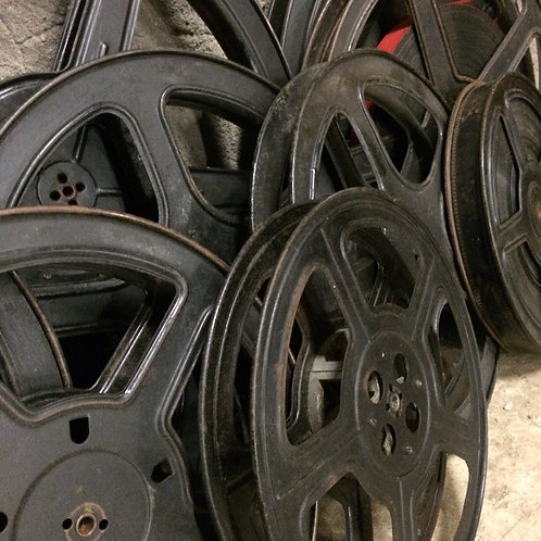 FILMROLLEN THEATER JAREN '20