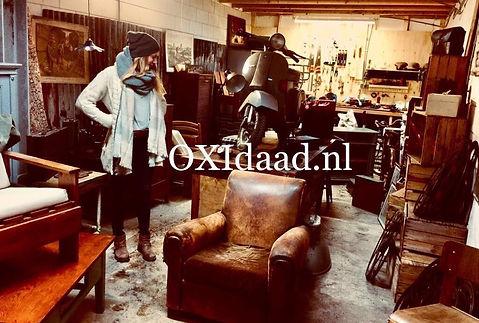 Vintage Industrieel Meubilair.Oxidaad Informatie Vintage Industrieel Interieur