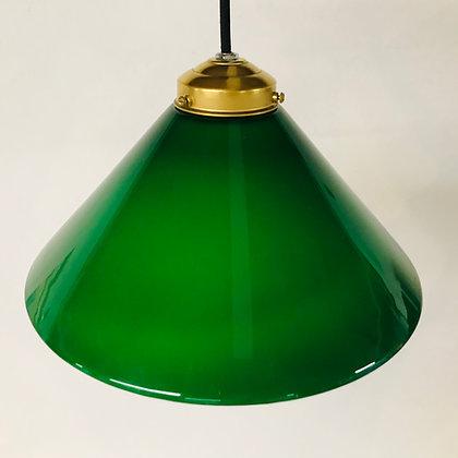 ART DECO GLAZEN LAMPEN