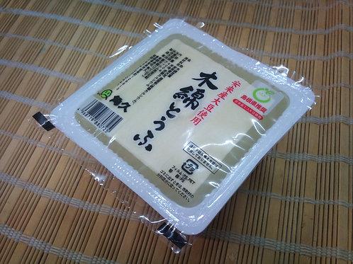 安来産大豆使用木綿とうふ