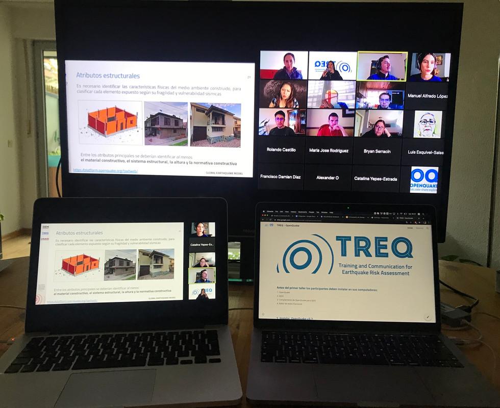 OpenQuake online training