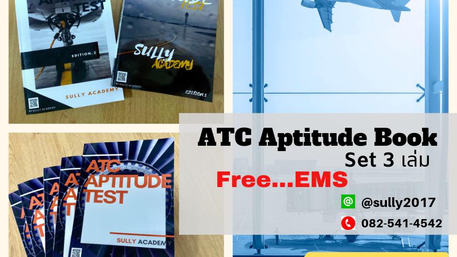 ATC Aptitude Book Set