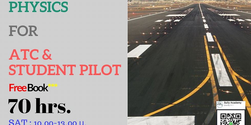 Full Course For Student Pilot & ATC