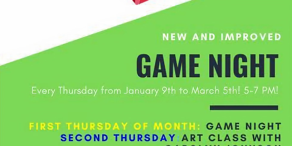 Thursday Free Fun: Games, Art, Tech, & Video Games