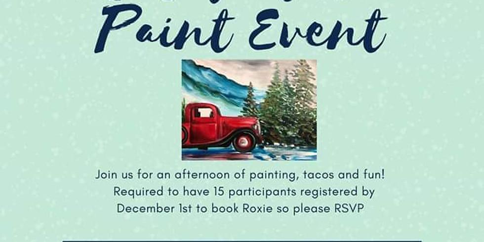 Mentor Celebration & Paint Event