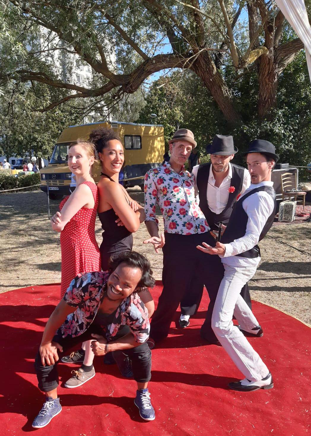 Winner Team - Cabaret Cirque Ovale - Fleury-Mérogis - 22.07.2020