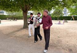 Winner Team - Cabaret Compagnie du Bois Midi - Morangis - 01.08.2020