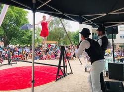 Winner Team - Cabaret Cirque Ovale - Viry-Chatillon - 23.07.2020