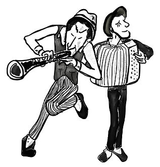 winner team, duo, accordeon, clarinette, audureau, mery