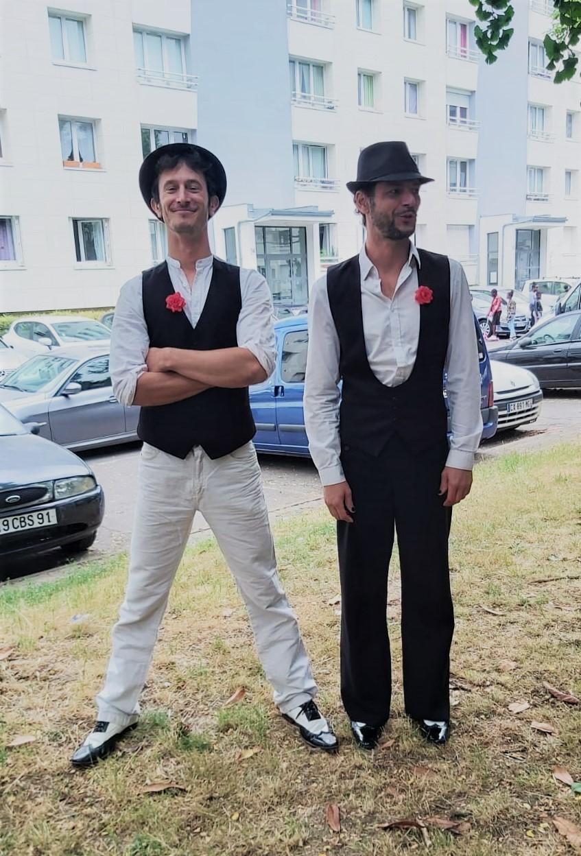 Winner Team - Cabaret Cirque Ovale - Montreuil - 16.07.2020