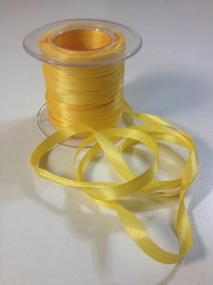 Cinta de seda Amarilla Girasol
