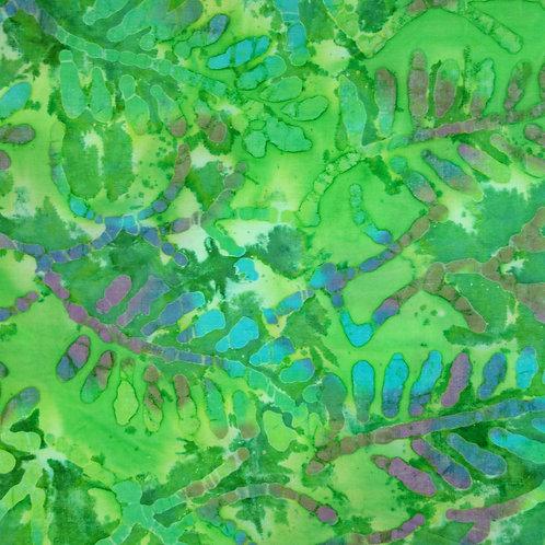 WB 0014 Batik Verde Esmeralda