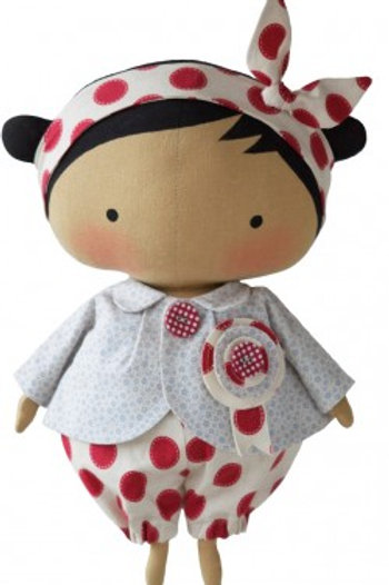 K 0036 kit Tilda Sweetheart Doll