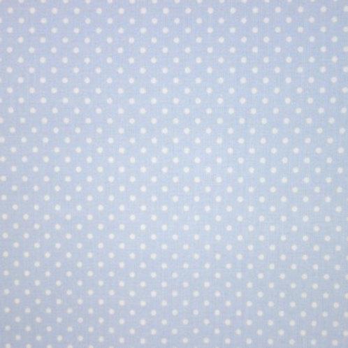 P0214 Fondo Azul Cielo Puntos Blancos