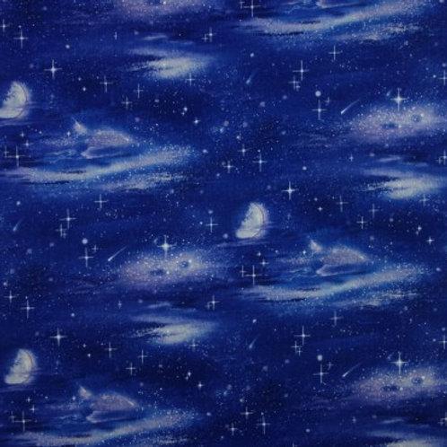 Cielo Azul Oscuro