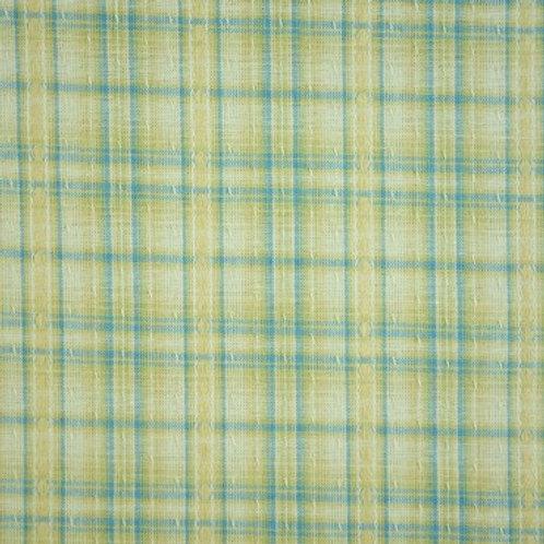 G01242B Rayas Amarillo Azul