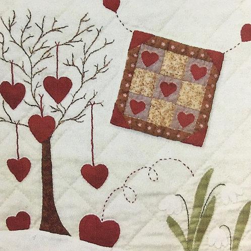 k0027 - 2º Kit de quilt de Marie Suarez