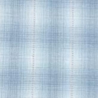 Japonesa Cuadros Difuminados Azul