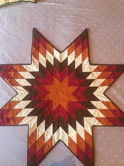 Fliselina Estrellas de 8 Puntas