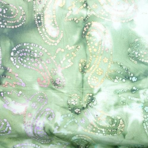 WB 0011 Batik Verde