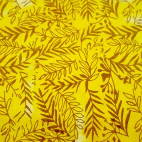 WB 0013 Batik Amarillo Fuerte