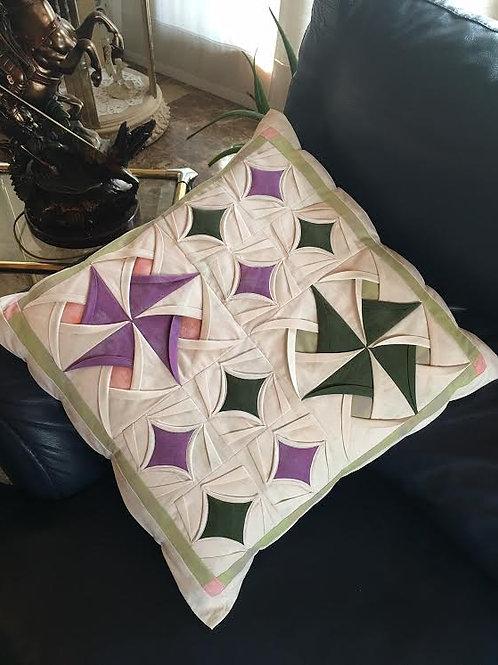 "Kit Completo Cójin ""Técnica Origami"""