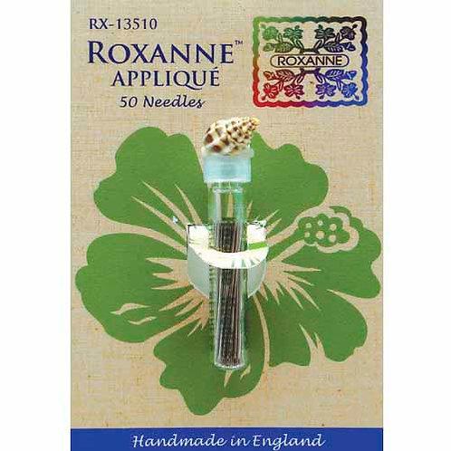 Agujas de Apliqué Roxanne