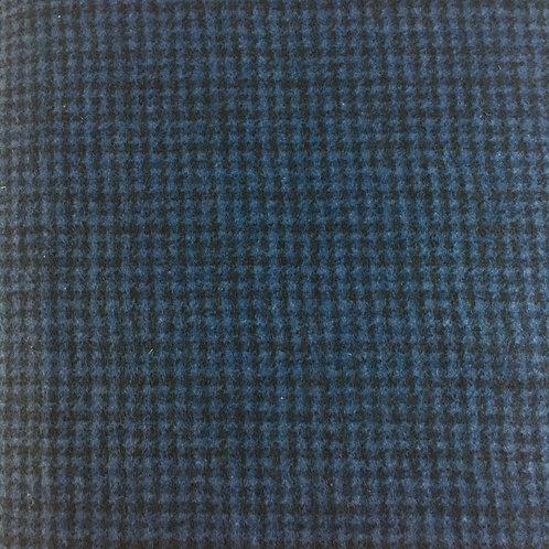 Woolies Franela Vichy  azul Marimo, 17 €/m