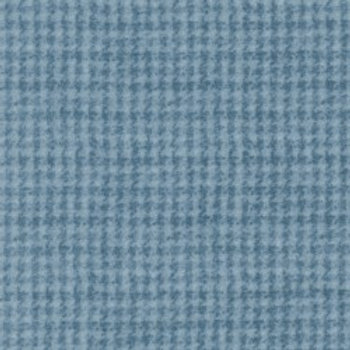 Woolies Franela Vichy Azul Claro, 17 €/m