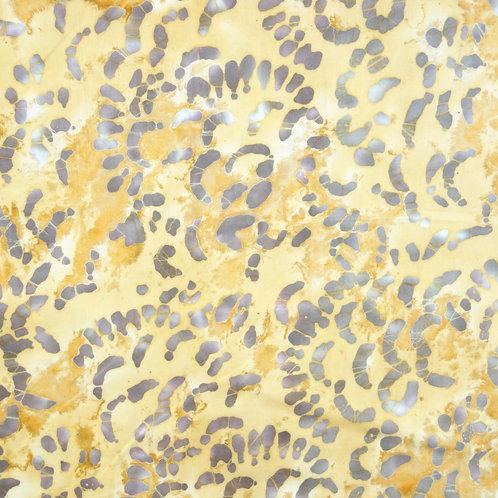 WB 0010 Batik Amarillo Leopardo